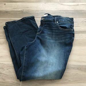 Torrid 22W SHORT jeans